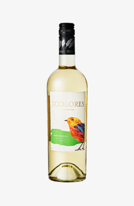 A clear, fresh morning white wine full of freedom and vitality.