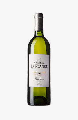 Bordeaux White, as refreshing as morning dew, with the flavor of fresh tropical fruit plus aroma of white flowers.